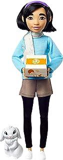 Mattel OVER DE MAAN FEI FEI & BUNGEE Doll, GNP74