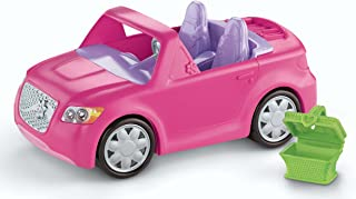 Fisher-Price Loving Family Convertible Car Playset
