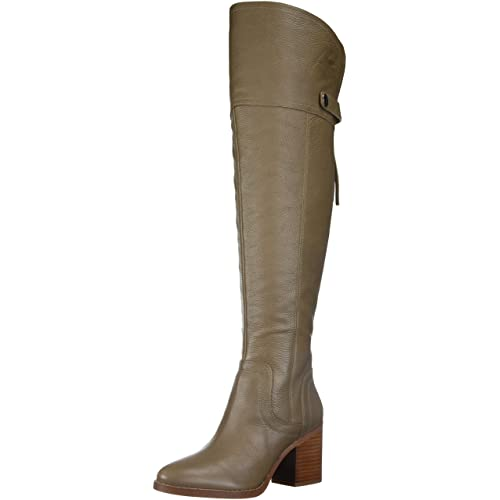 b29cfb0bd81 Franco Sarto Women s Ollie Wide Calf Over The Over The Knee Boot