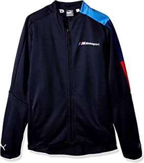 PUMA BMW Motorsport mens Bmw M Motorsport T7 Track Jacket
