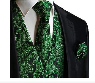 6fa303a00196 Amazon.com  Greens - Vests   Suits   Sport Coats  Clothing