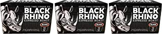 Good Times Coffee Company Black Rhino Espresso Roast Coffee, Single Serve Cups for Keurig K-Cup Brewers (36 Count)
