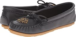 Minnetonka Deerskin Beaded Moc