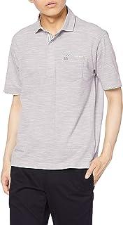 (マックレガー) McGREGOR 【吸汗速乾】 スラブ 鹿の子 ポロシャツ (M, シルバーグレー)