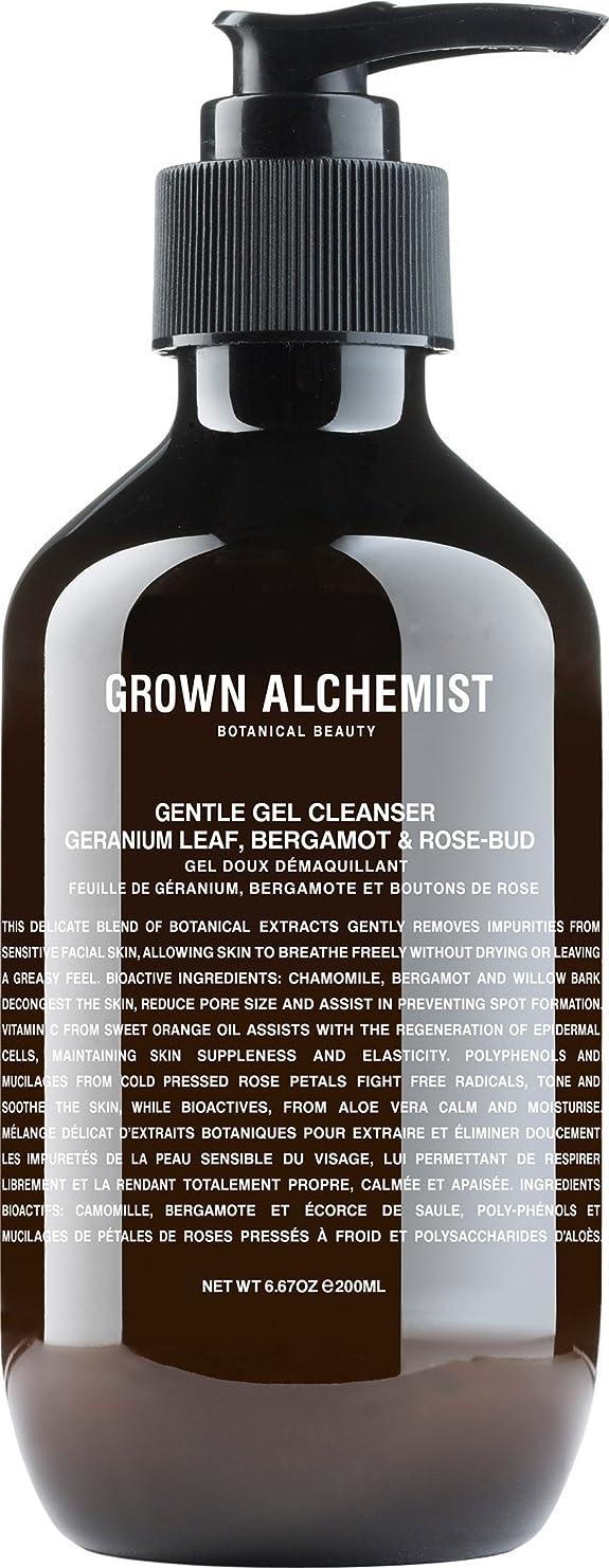 教えカタログ子Grown Alchemist Gentle Gel Facial Cleanser - Geranium Leaf, Bergamot & Rose-Bud 200ml/6.67oz並行輸入品