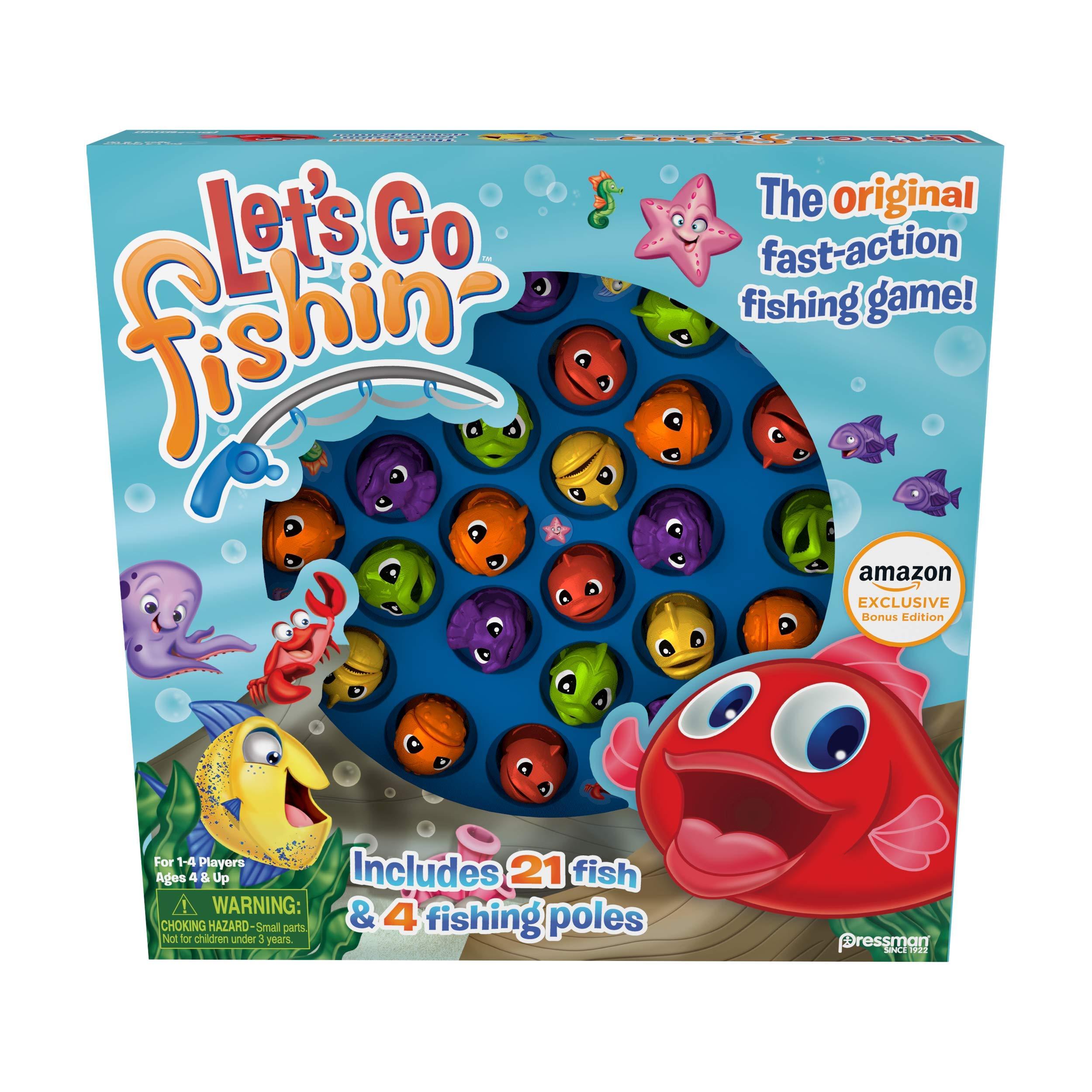 Pressman Amazon Exclusive Fishin Match