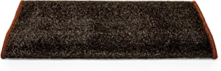 Camco 42944 Brown Premium Wrap Around RV Step Rug (Turf Material (22