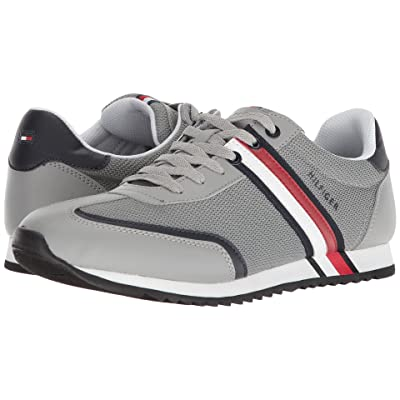 Tommy Hilfiger Fella (Medium Grey/Navy) Men