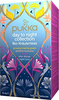 Pukka BIO Tee Day to Night Collection, 2er Pack 2x20 Beutel
