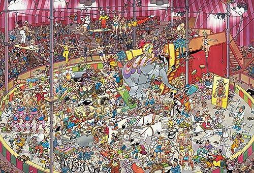 1000 Peace ridiculous circus show 61-337 (japan import)
