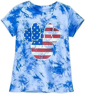 9ce3f2280 Disney Minnie Mouse Americana T-Shirt for Girls Multi