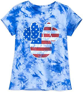 Minnie Mouse Americana T-Shirt for Girls Multi