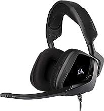 Corsair VOID Elite SurroenGaming Headset (7.1 SurroenSound, Microvezel en geheugenschuim oorkussens, voor PC, XBOXOne, PS...
