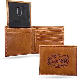 NCAA Rico Industries Laser Engraved Billfold Wallet, Florida Gators