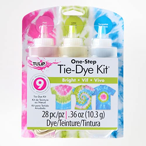 Tulip Tie Fabric Dye Kit, Bright
