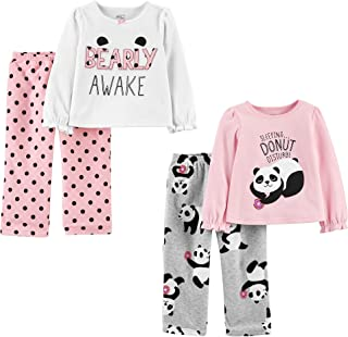Simple Joys by Carter's Toddler Girls' 4-Piece Fleece...