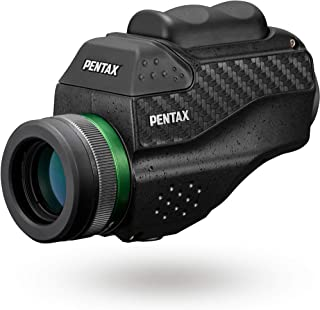 PENTAX Monocular VM 6x21 WP Easy to use with just one hand. Universal design that is ergonomically easy to operate. Bright...