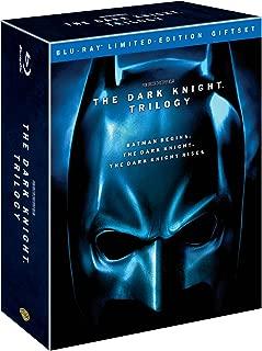 The Dark Knight: Trilogy (Batman Begins / The Dark Knight / The Dark Knight Rises)