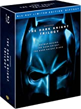 The Dark Knight: Trilogy (Batman Begins / The Dark Knight / The Dark Knight Rises)