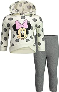 Minnie Mouse Fleece Hooded Legging Set
