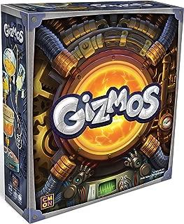 CMONギズモス、ボードゲーム
