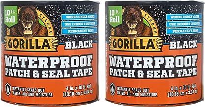 Gorilla 4612502 waterdichte patch & afdichttape (P) Pack 2