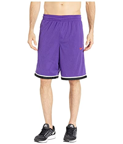 Nike Dry Classic Shorts (Court Purple/Court Purple/University Red) Men