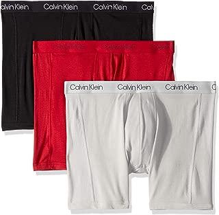 Men's Underwear Breathable Cotton Mesh Boxer Briefs