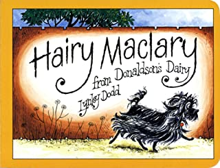 Hairy MacLary from Donaldson's Dairy (Viking Kestrel Picture Books)