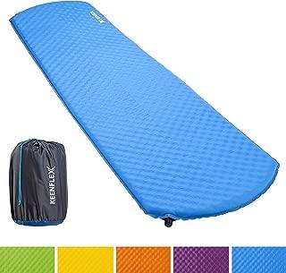 Clearance Shed Color Azul Esterilla autoinflable para Acampada