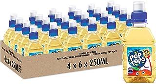 Pop Tops ™ Apple Fruit Juice Drink, 4 x 6 x 250ml (24 bottles total)