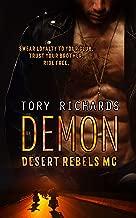 Demon (Desert Rebels MC Book 2)