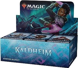 Magic The Gathering: Kaldheim  Bundle Draft Booster   36 Boosters   15 cards por Booster   Português