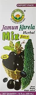 Jamun Karela Herbal Juice (With Basil) 480 Ml