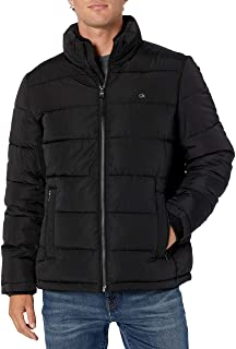 Calvin Klein Men's Alternative Down Puffer Jacket