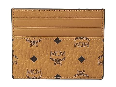 MCM Visetos Original Money Clip Mini