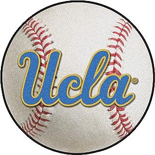 FANMATS NCAA UCLA Bruins Nylon Face Baseball Rug
