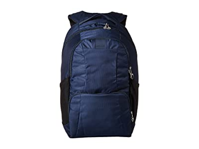 Pacsafe Metrosafe LS450 Anti-Theft 25L Backpack (Deep Navy) Backpack Bags