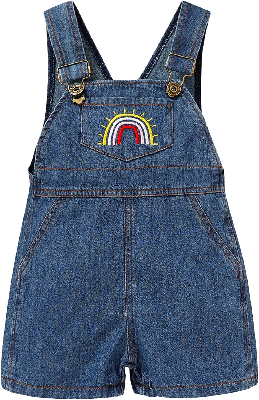 Newborn Infant Ranking integrated 1st place Baby Girls free shipping Denim Bodysuit Sleeve Halter Romper Je
