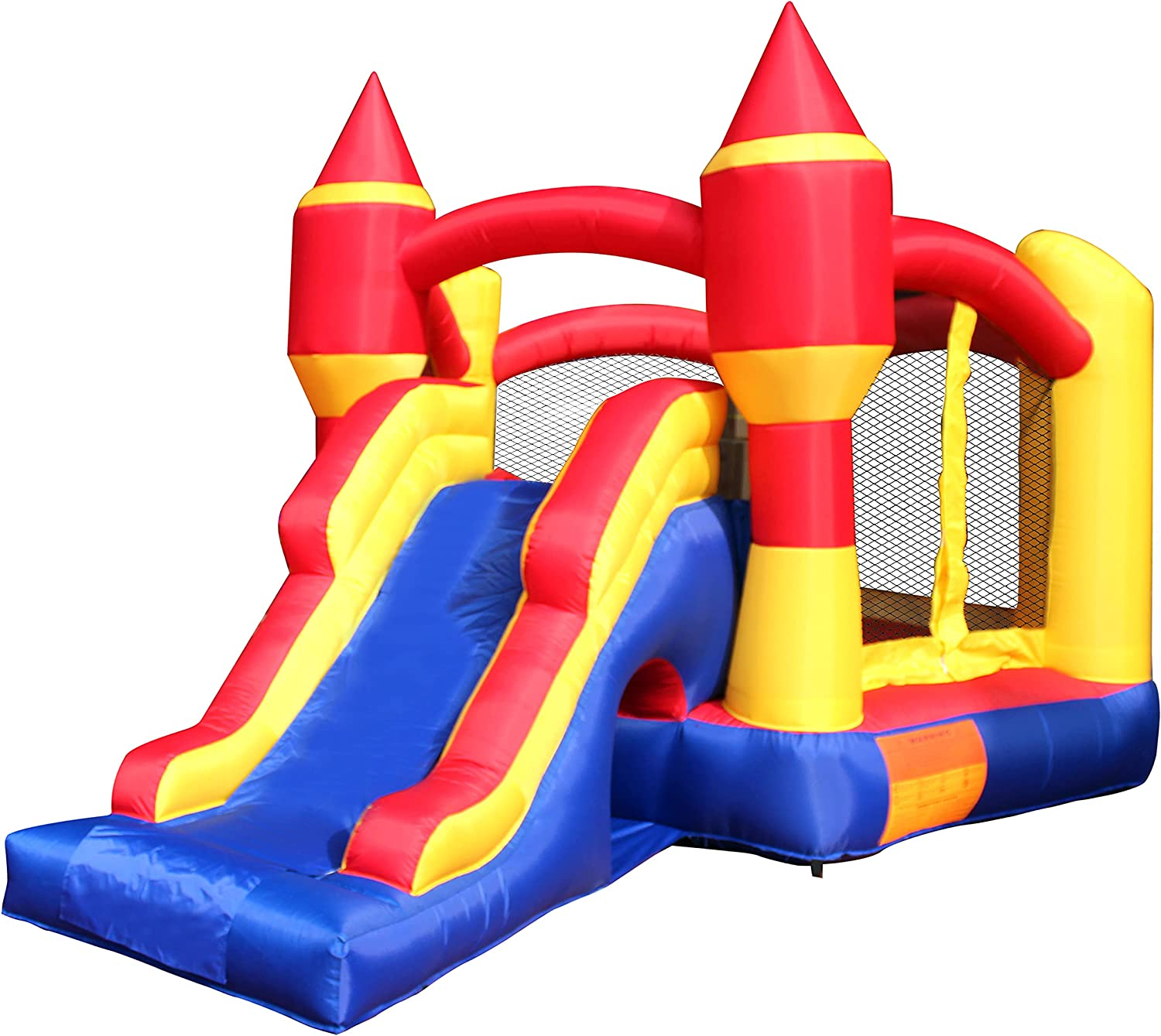 Inflatable Bounce House Castle Special Campaign Bouncer Outdoor Indoor Portable San Francisco Mall -