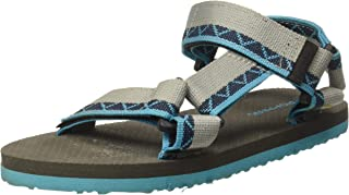 Poppers by Pantaloons Boy's Grey Outdoor Sandals-1.5 Kids UK (34 EU) (880000999)