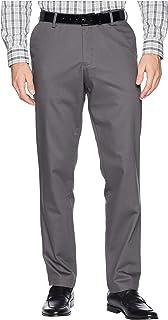 Men's Athletic Fit Signature Khaki Lux Cotton Stretch Pants