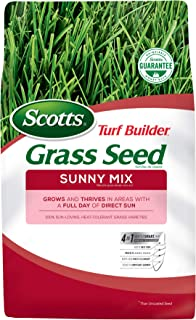 Scotts Turf Builder Grass Seed - Sunny Mix, 3-Pound (Not Sold in Louisiana)