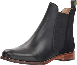 joules black and silver boots