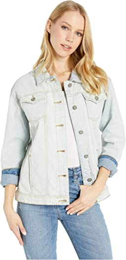 Midnight Drive Denim Jacket