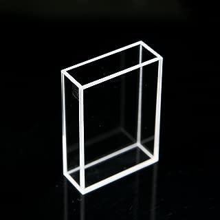 Fluorescence Quartz Cuvette, 1cm 4cm 10mm, 40mm Large Cell Cuvettes spectrometer