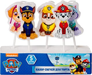 Best paw patrol candles Reviews