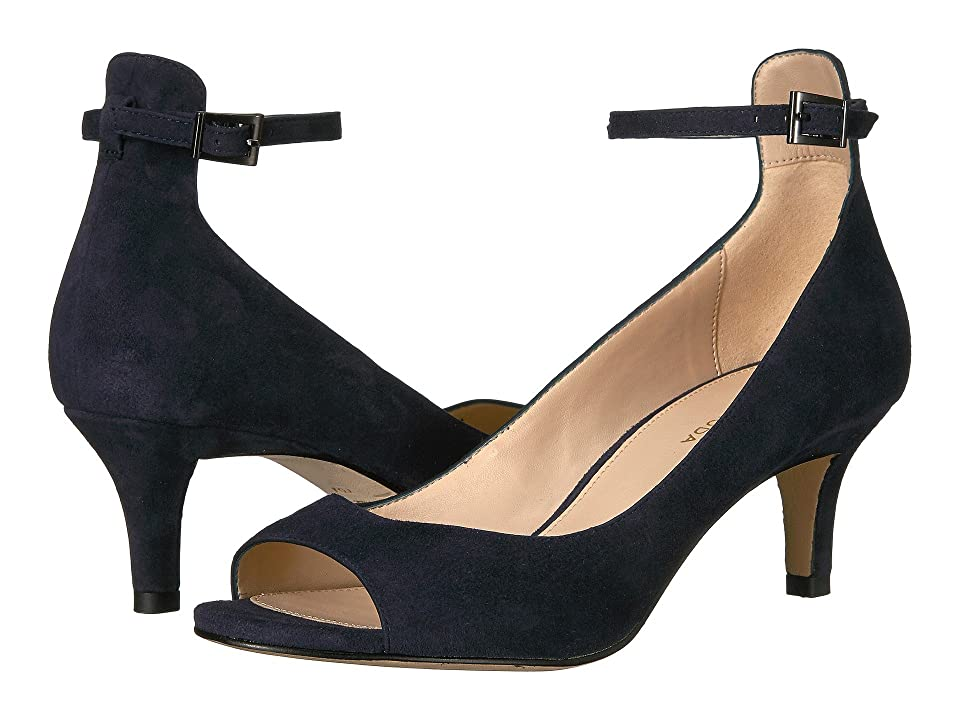 Pelle Moda Bey (Midnight Suede) Women