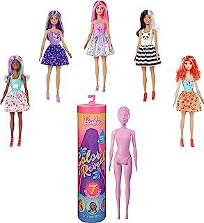 Barbie Color Reveal Doll Assortment With 7 Surprises - Wave 1 GMT48