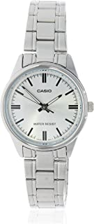 Casio Watch For Women - Stainless Steel